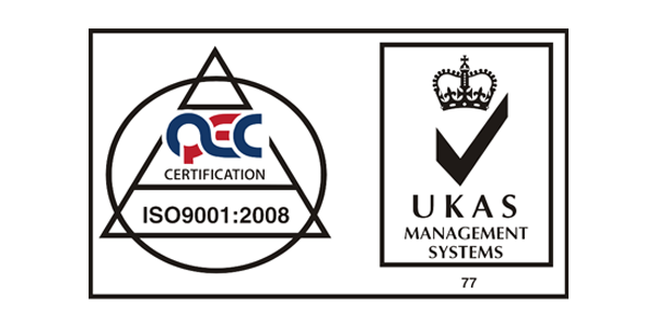 QEC UKAS accreditations Digibox