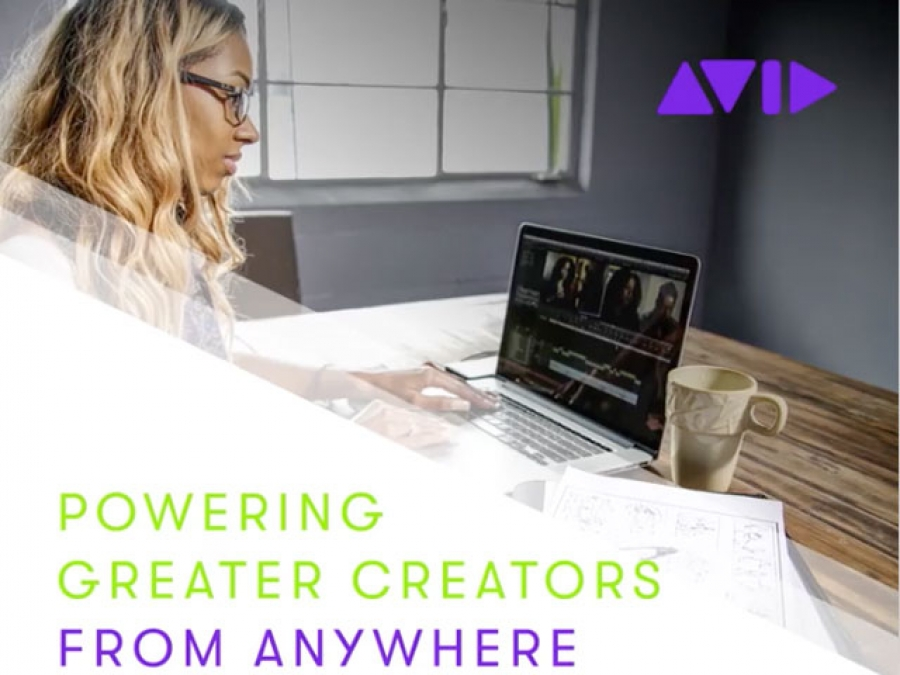 Avid Offering Free Duplicate Licenses to Enable Creative…