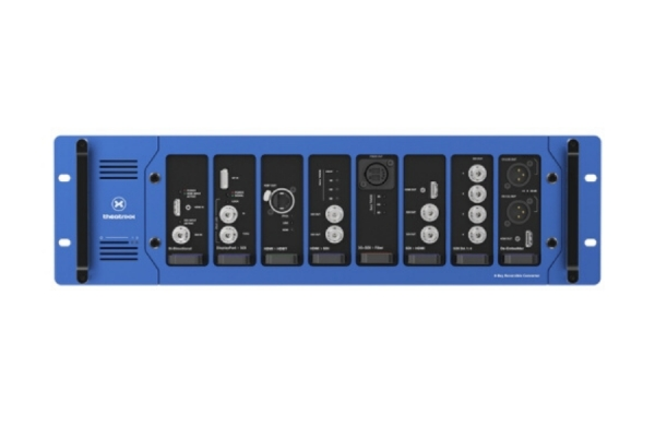 NEW RACK MOUNT CONVERTER SERIES FROM THEATRIXX