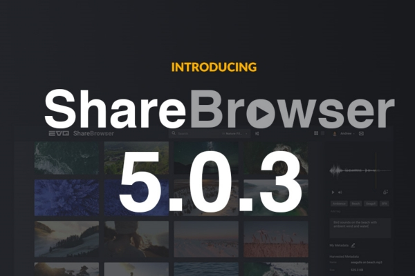 SNS introduces ShareBrowser 5.0.3