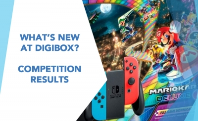 What's New at DigiBox
