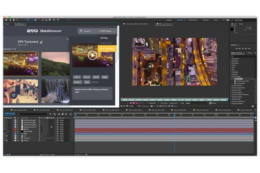 Studio Network Solutions Announces ShareBrowser Extension for Adobe…