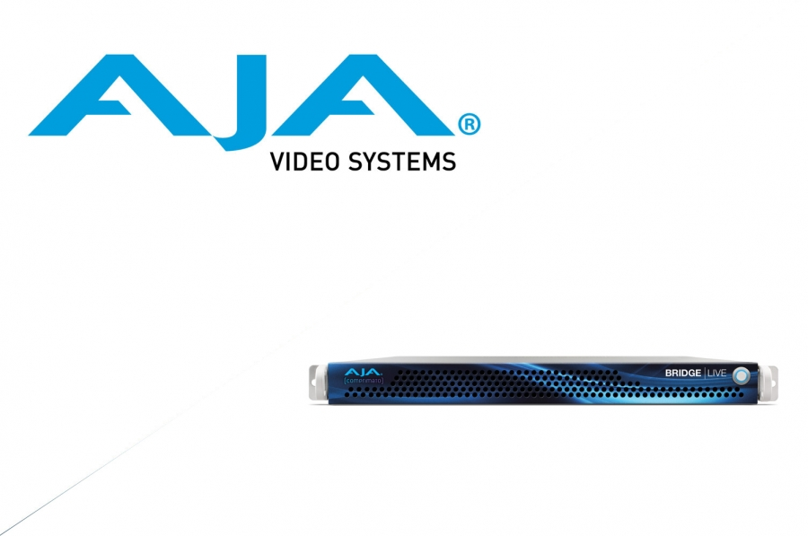 AJA Introduces New Streaming, IP, 12G-SDI, Scan Conversion…
