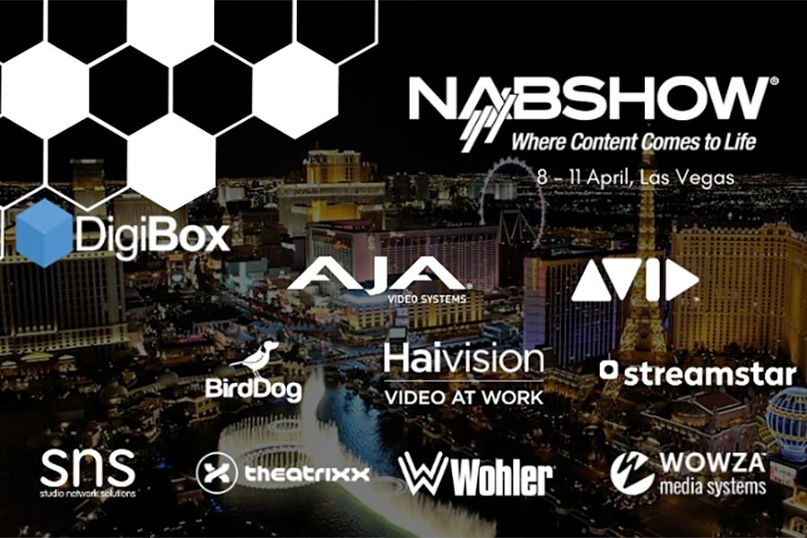 DigiBox at NAB 2019