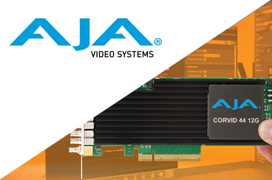 AJA - Case Study - Real-Time Virtual Production…