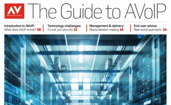 """Mastering the Unknown"" - DigiBox Contribute to AV Magazine's Guide to AVoIP"