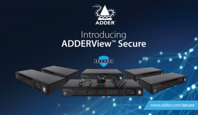 Adder Launches New Range of NIAP PP 4.0 Secure KVM Switches and Accessories
