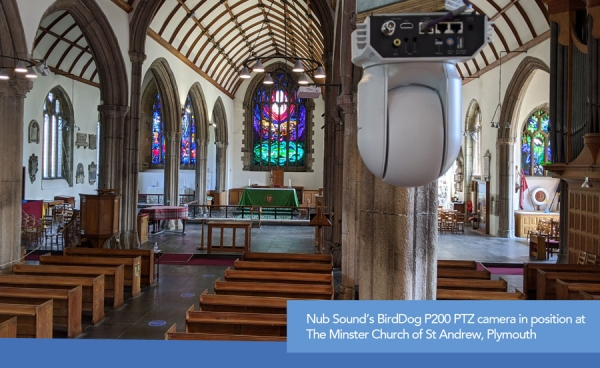 Case Study - Church Streaming Solution