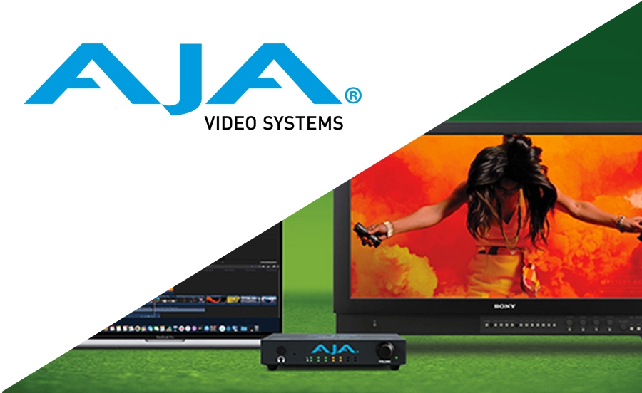 AJA Launch T-TAP Pro and Desktop Software v16