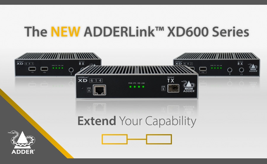 Adder Advances KVM Extender Market