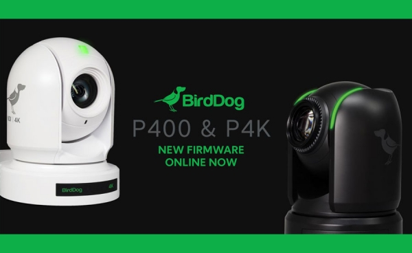 BirdDog Release Firmware for P400 and P4K