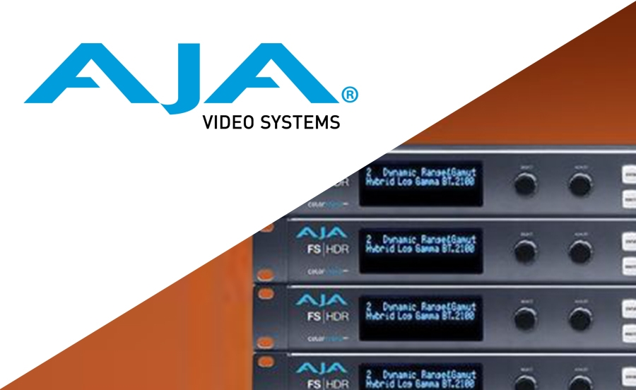 AJA Release Control Link Software