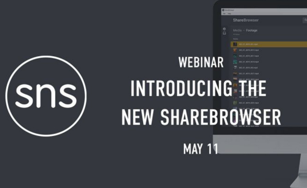 Introducing the New SNS ShareBrowser