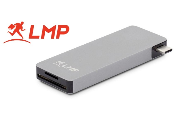 The new LMP USB-C Basic Hub 6 Port is now available